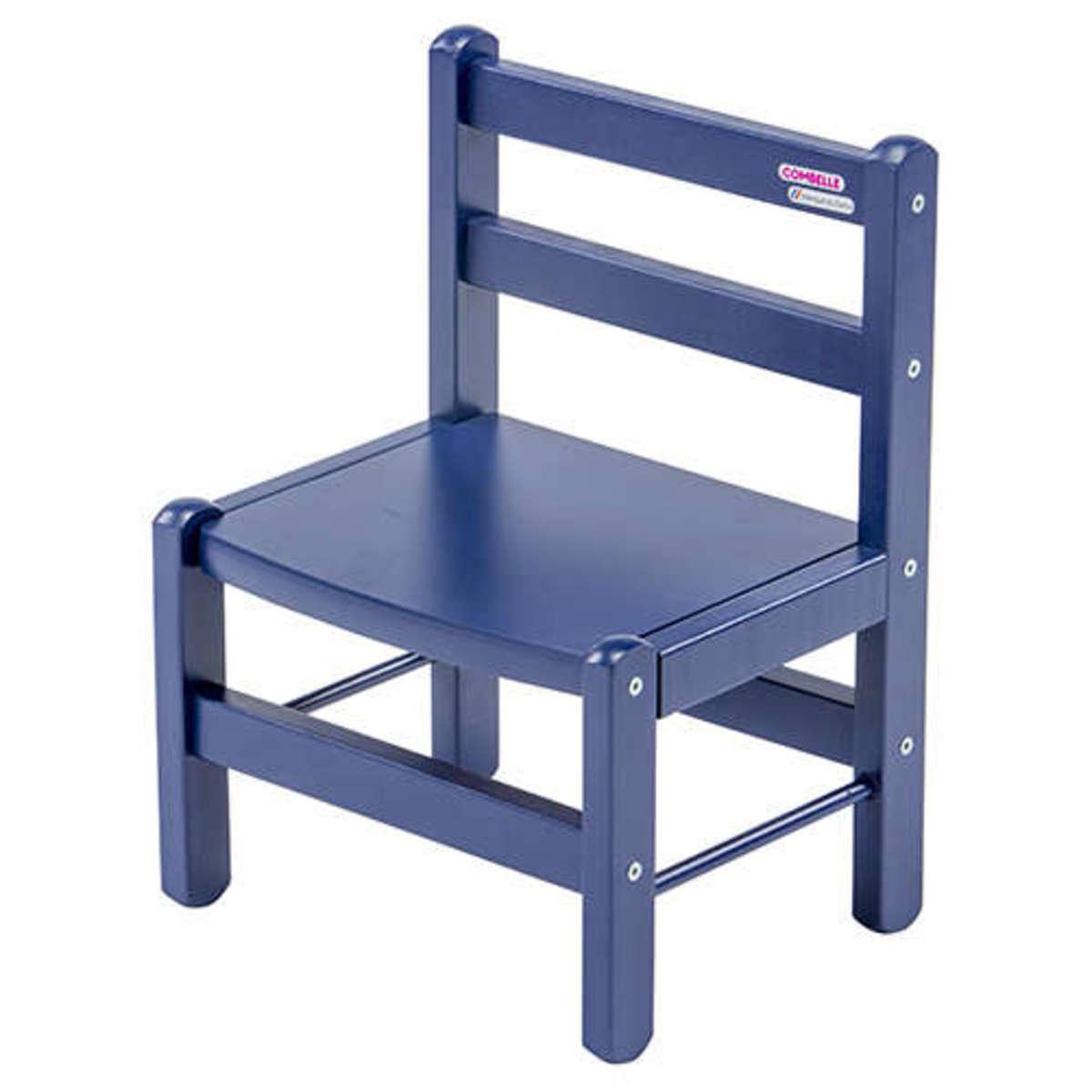 Table & Chaise Chaise Enfant - Bleu Chaise Enfant - Bleu