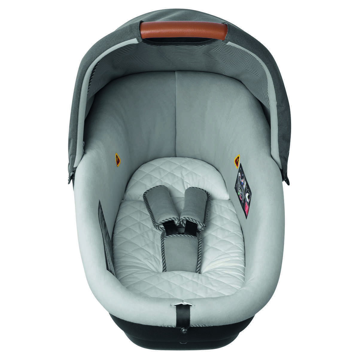 B b confort nacelle amber sparkling grey si ge auto et for Ou acheter siege auto bebe