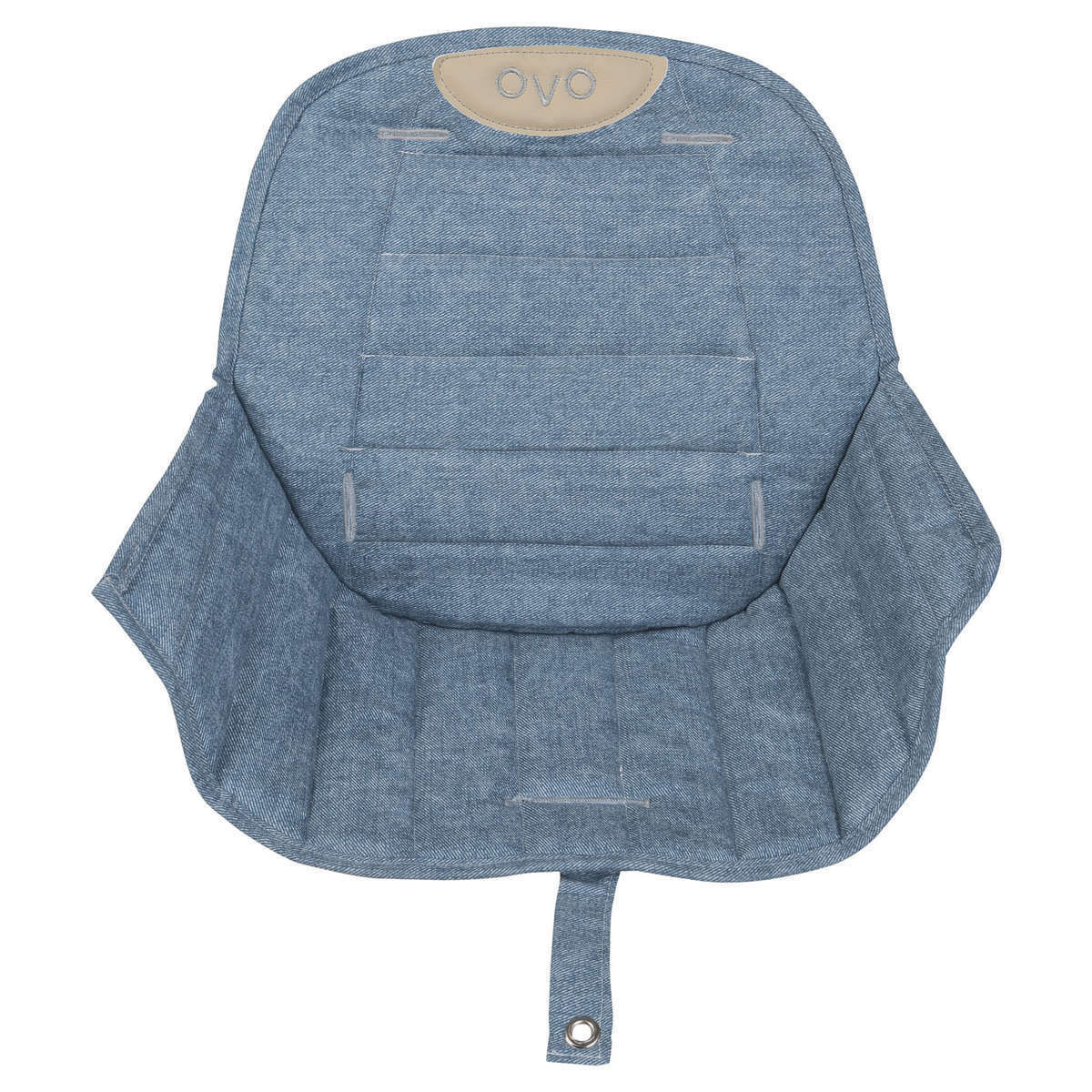 Chaise haute Assise Ovo - Jeans Assise Ovo - Jeans