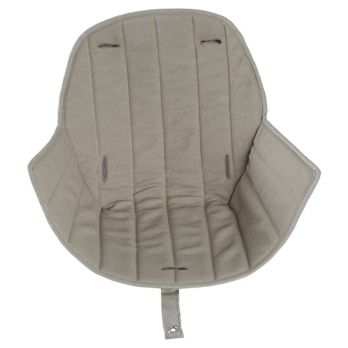 Chaise haute Assise Ovo - Beige Assise Ovo - Beige