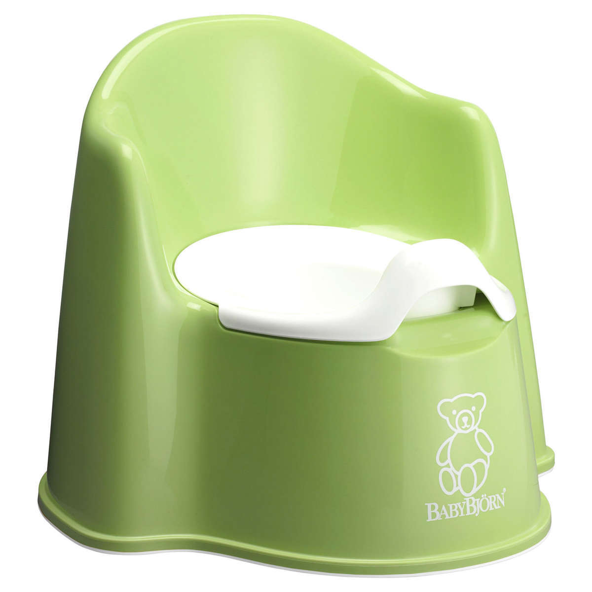 BabyBjörn Pot Fauteuil Vert Pot & Réducteur BabyBjörn sur L