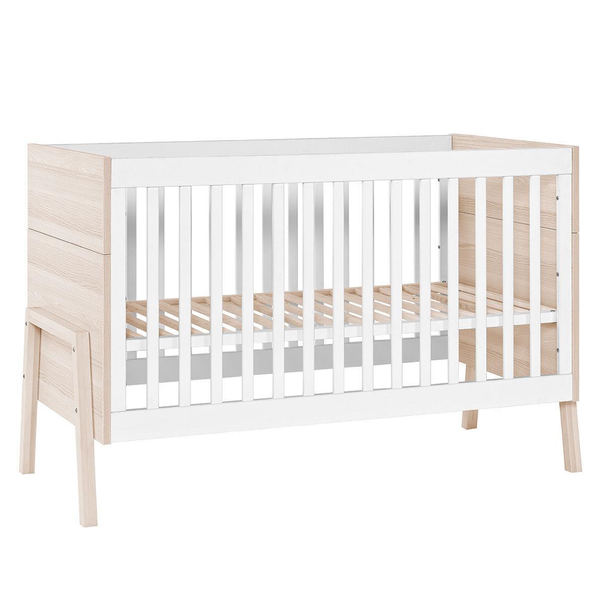 Lit bébé Lit Bébé Spot Blanc - 60 x 120 cm