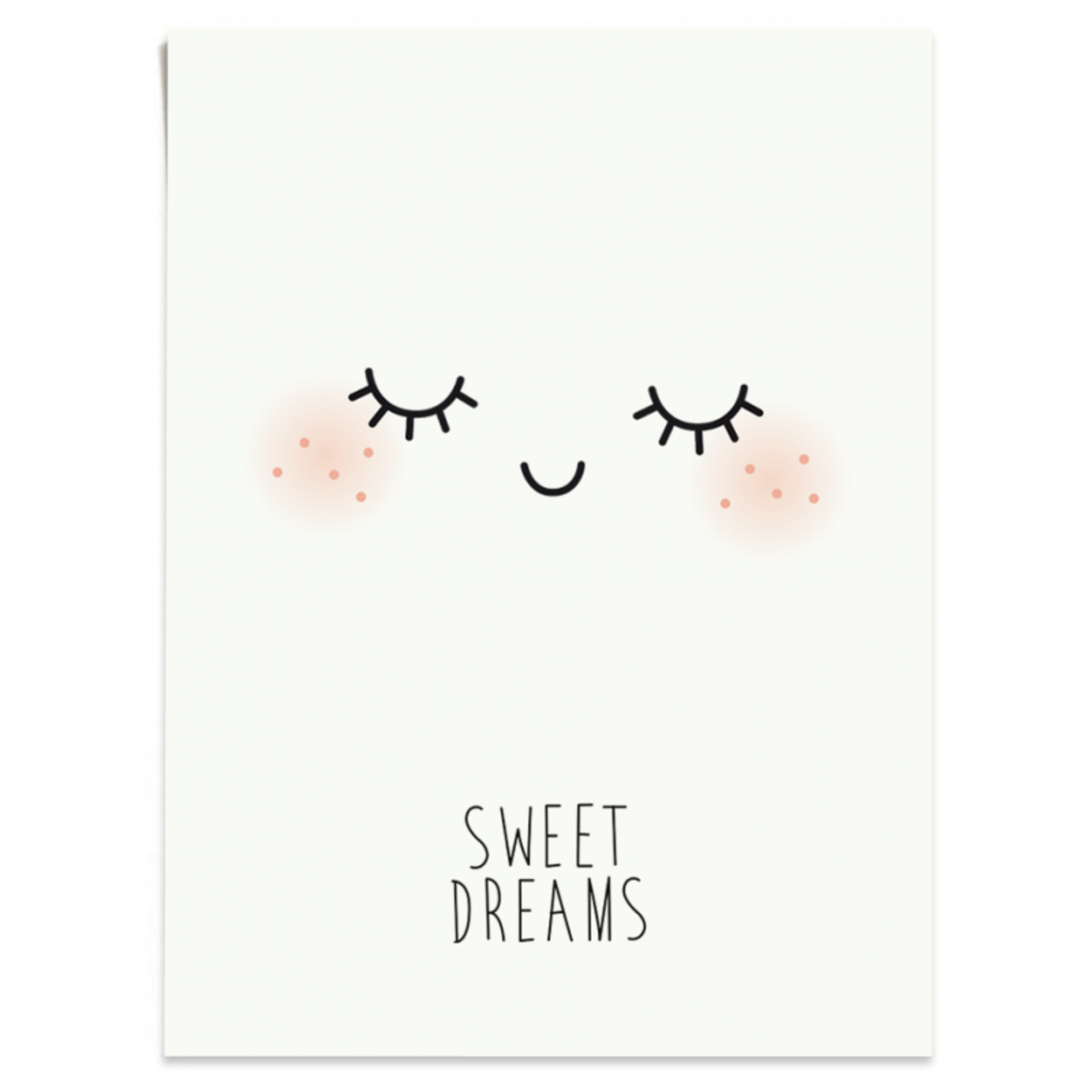 Affiche & poster Affiche Sweet Dreams Affiche Sweet Dreams