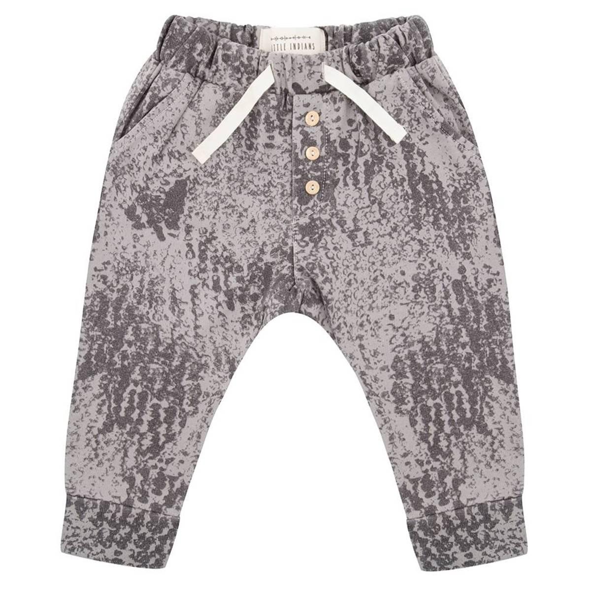 Bas Bébé Pantalon World Broek Gris - 6/9 mois Pantalon World Broek Gris - 6/9 mois