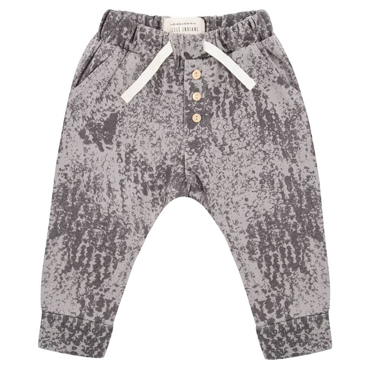 Bas Bébé Pantalon World Broek Gris - 18/24 mois Pantalon World Broek Gris - 18/24 mois