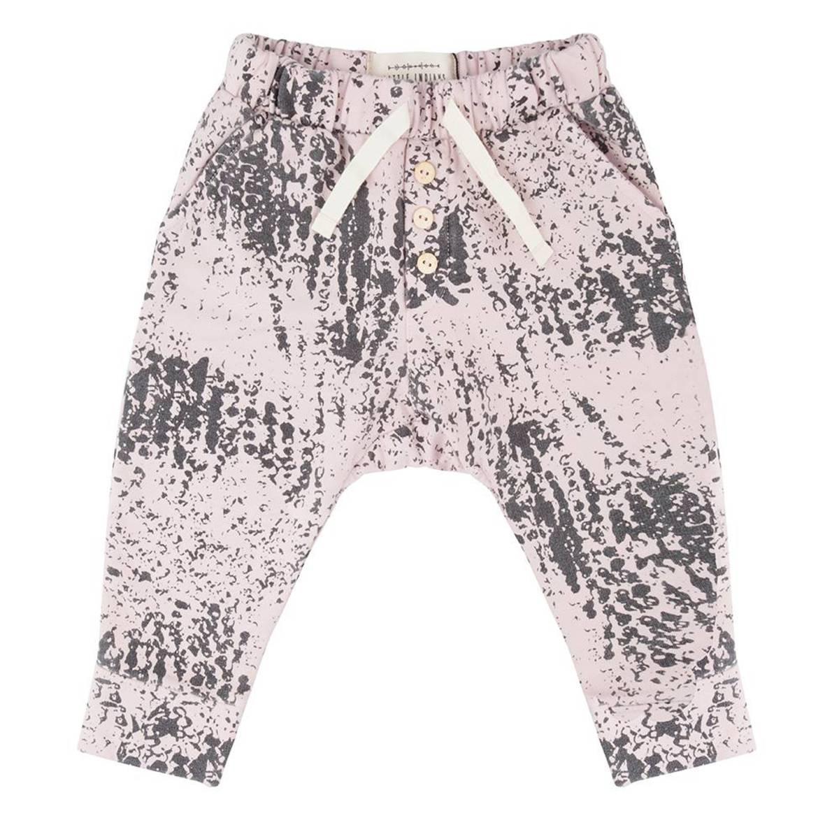 Bas Bébé Pantalon World Broek Rose - 12/18 mois Pantalon World Broek Rose - 12/18 mois