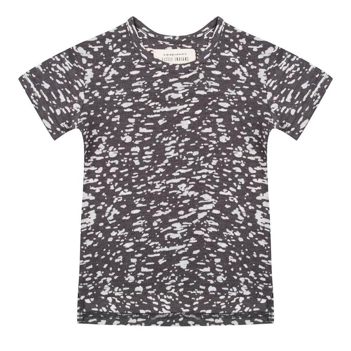 Hauts bébé Tee-Shirt manches courtes Burnout Noir - 9/12 mois Tee-Shirt manches courtes Burnout Noir - 9/12 mois