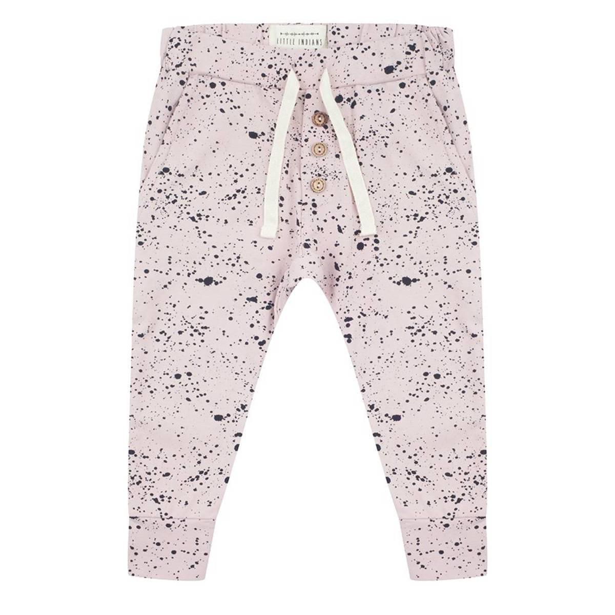 Bas Bébé Pantalon Splash Rose - 6/9 mois Pantalon Splash Rose - 6/9 mois