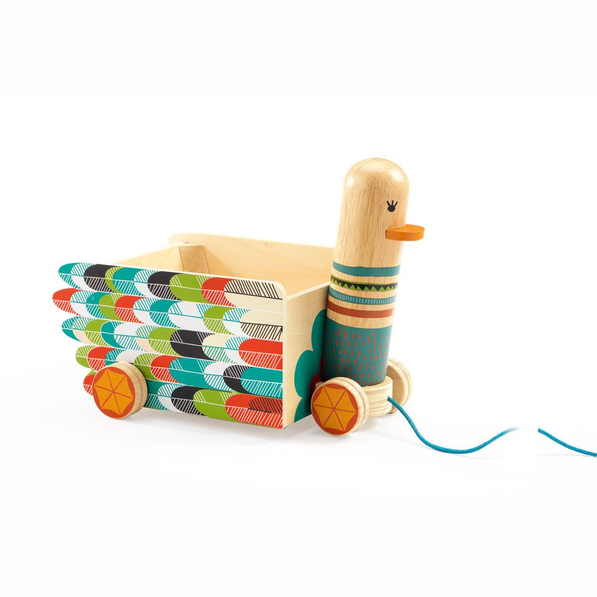 Mes premiers jouets Jouet à traîner - Leni Jouet à traîner - Leni