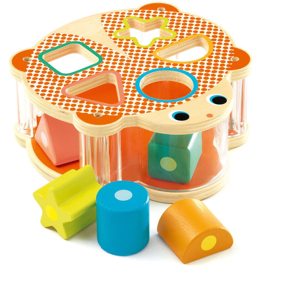 Mes premiers jouets Tuvoitou - Boite à Formes Tuvoitou - Boite à Formes