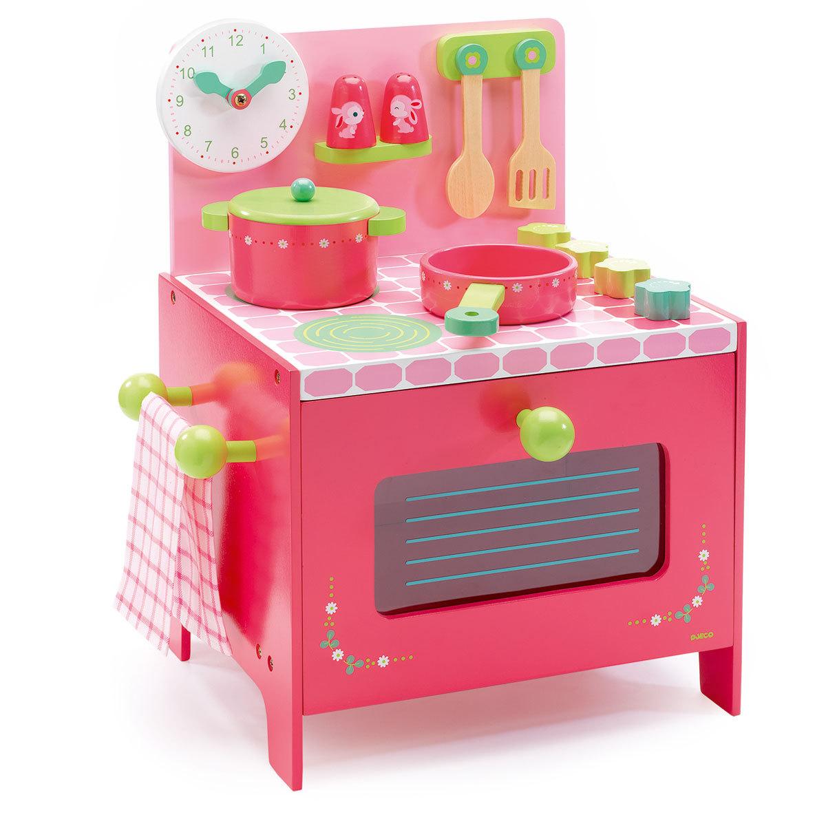 Mes premiers jouets La Cuisinière de Lili Rose La Cuisinière de Lili Rose