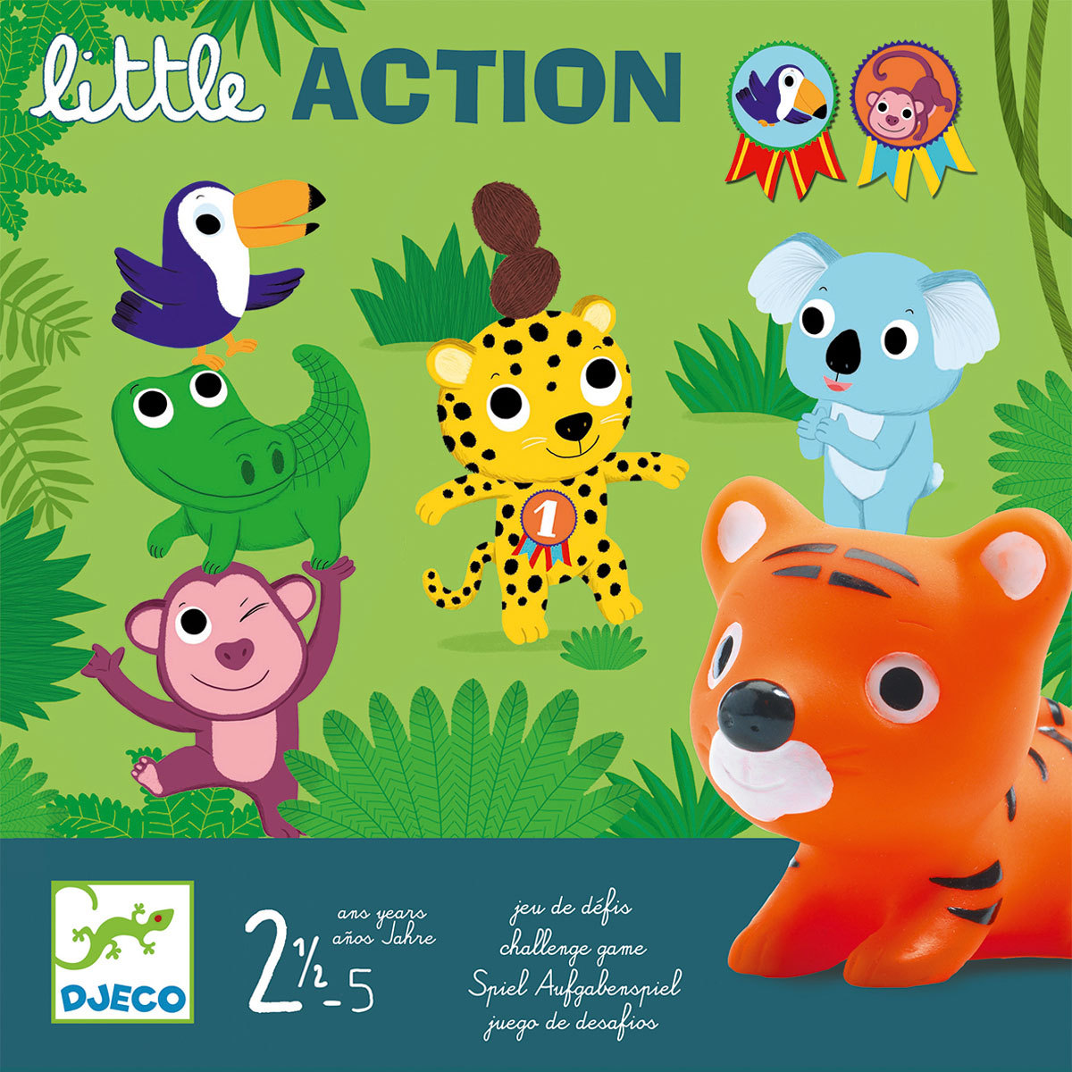 Mes premiers jouets Little Action Little Action