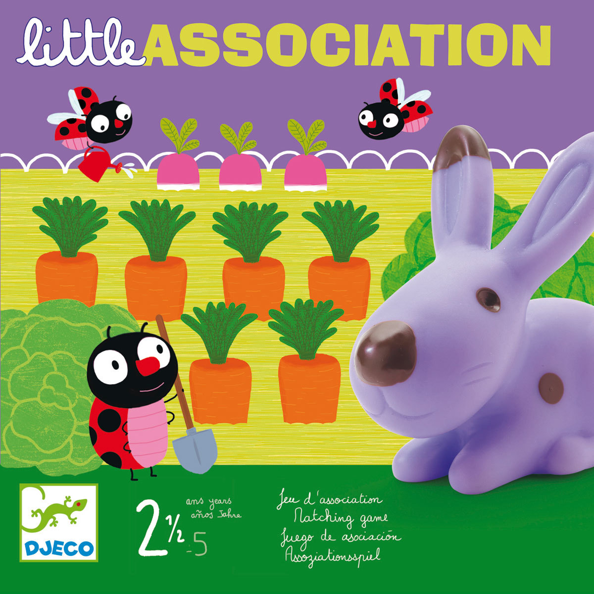 Mes premiers jouets Little Association Little Association