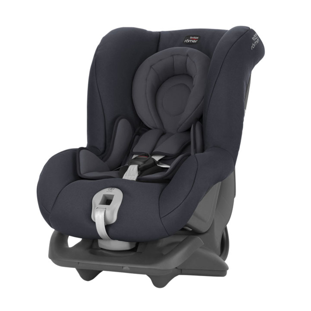 britax r mer si ge auto first class plus groupe 0 1 storm grey si ge auto et coque britax. Black Bedroom Furniture Sets. Home Design Ideas