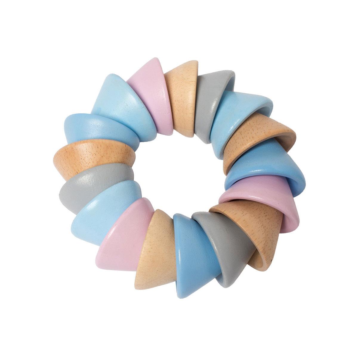 Anneau de dentition Jouet dentition Baby Cones - Pastel Jouet dentition Baby Cones - Pastel