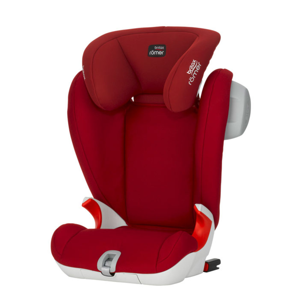 britax r mer si ge auto kidfix sl sict isofix groupe 2 3 flame red si ge auto et coque. Black Bedroom Furniture Sets. Home Design Ideas