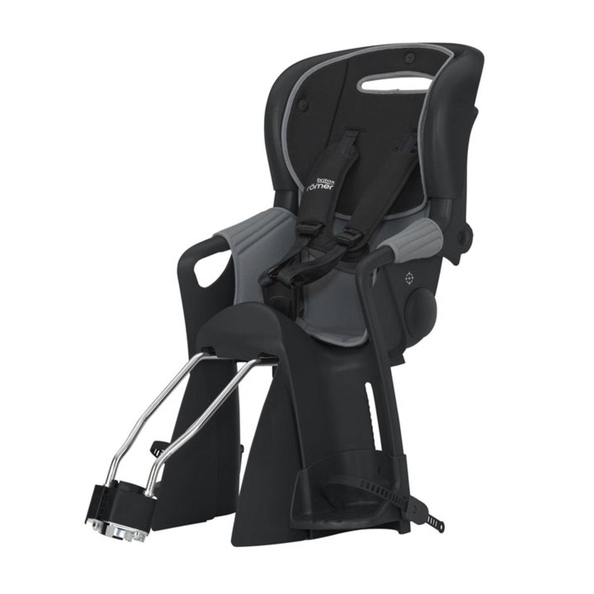 Britax r mer si ge v lo jockey comfort black grey for Siege auto obligatoire