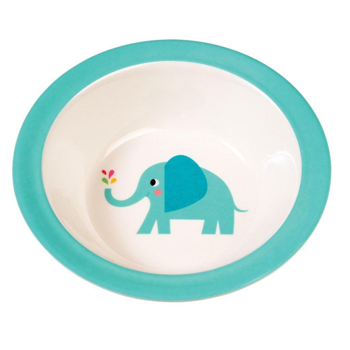 Vaisselle & Couvert Bol en Mélamine Elvis The Elephant Bol en Mélamine Elvis The Elephant