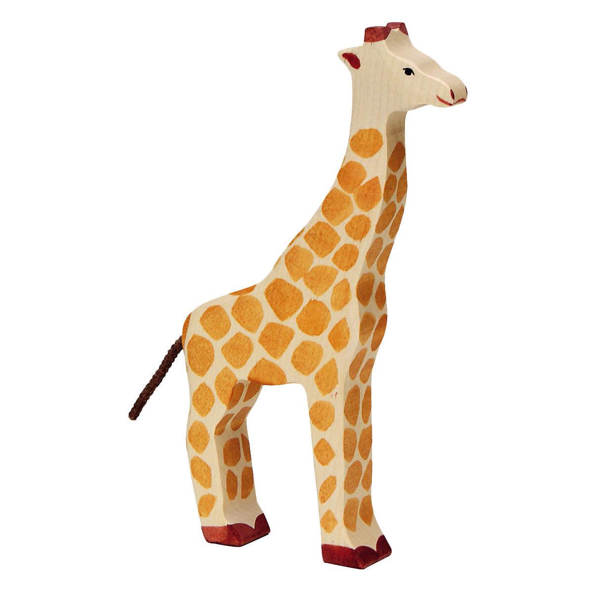 Mes premiers jouets Girafe en Bois Girafe en Bois