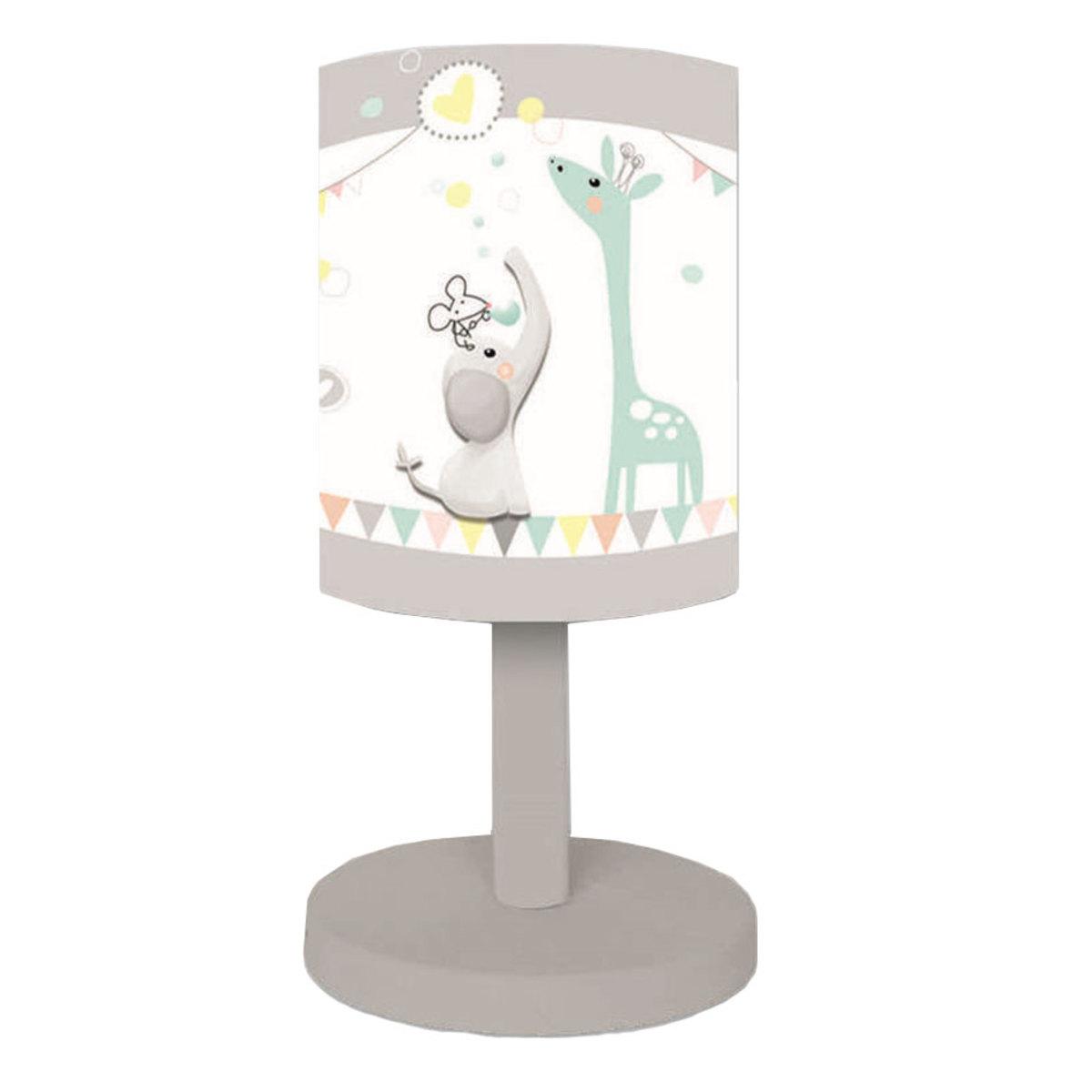 Lampe en bois bulles de bonheur t0112 achat vente lampe poser sur - Lampe a bulle ...