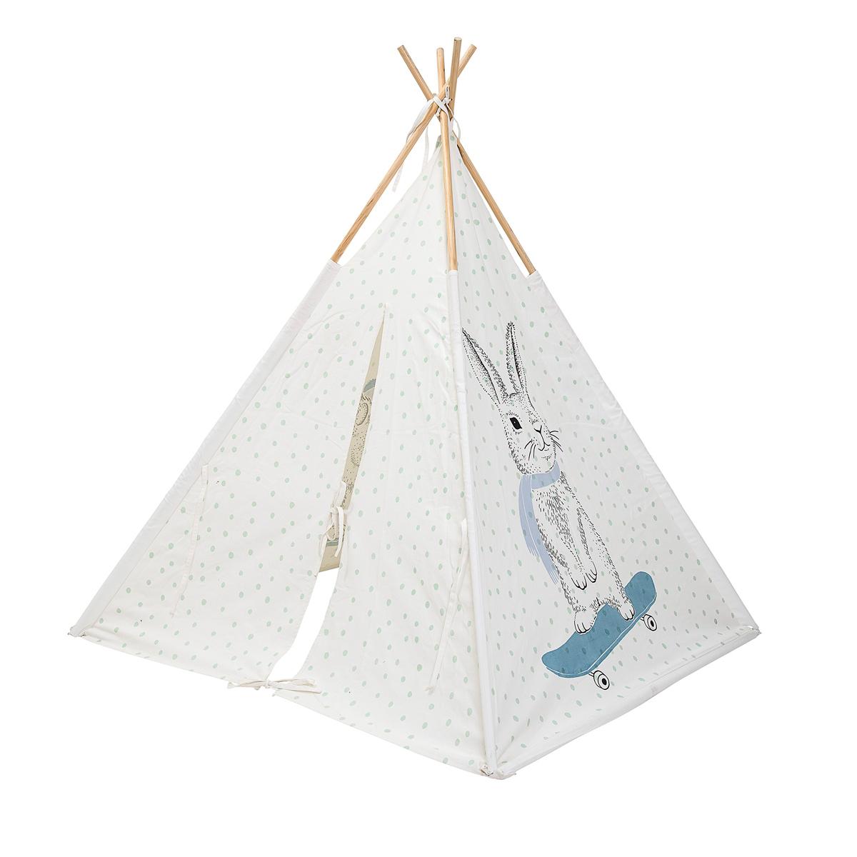 tipi enfant playing animals bleu 32196284 achat vente tipi sur. Black Bedroom Furniture Sets. Home Design Ideas