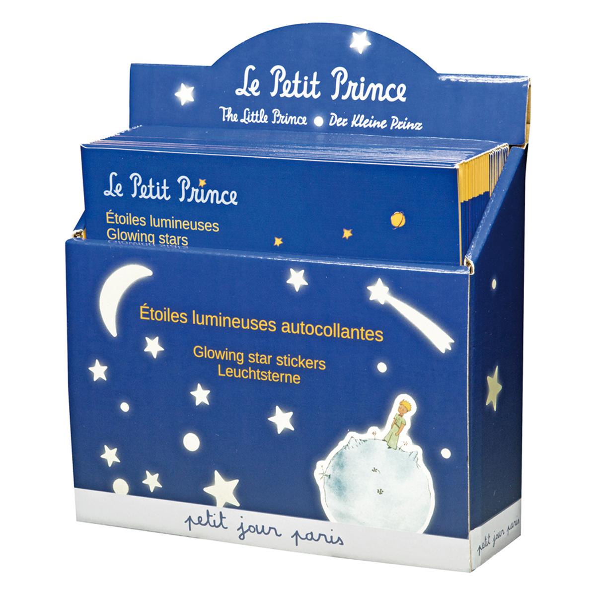 "Sticker Etoiles Lumineuses ""Le Petit Prince"" Etoiles Lumineuses ""Le Petit Prince"""