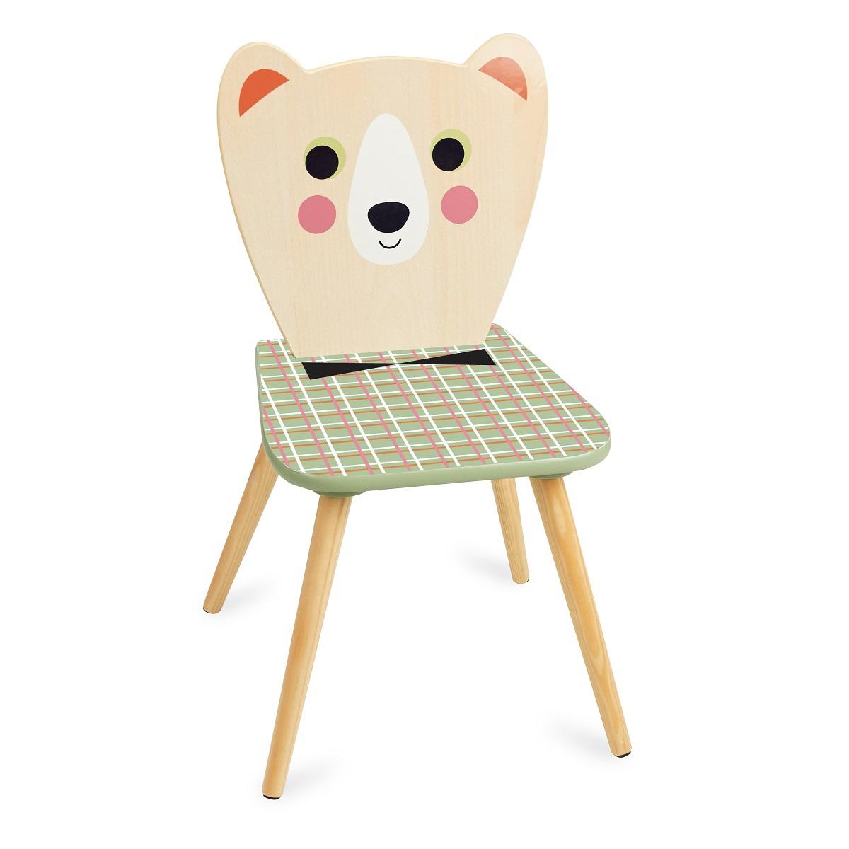 Table & Chaise Chaise Ours par Ingela P. Arrhenius