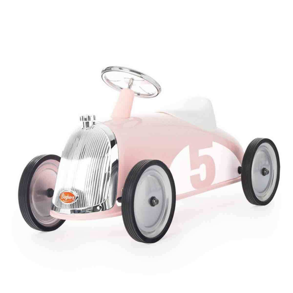 Baghera Porteur Rider - Petal Pink - Trotteur   Porteur Baghera sur ... e6ce283e736
