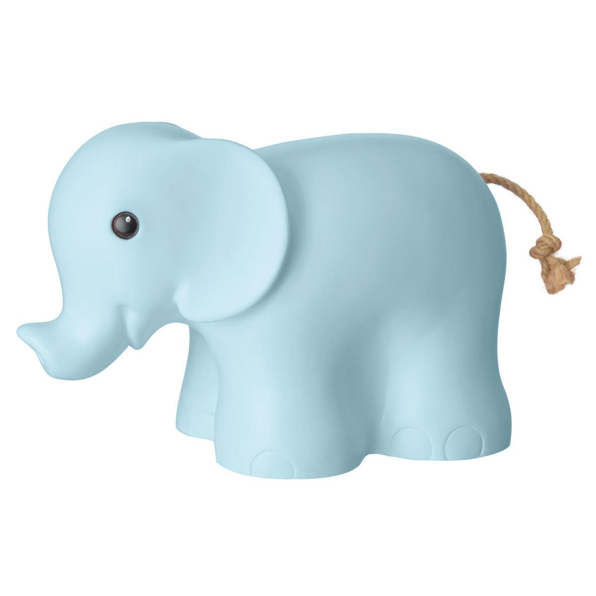 Lampe à poser Lampe Éléphant - Bleu Lampe Éléphant - Bleu