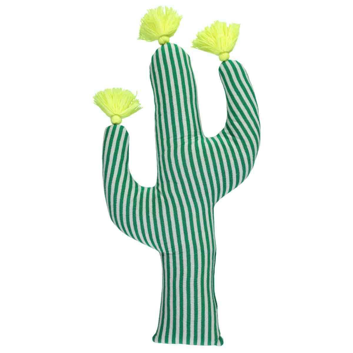 Coussin Coussin en Tricot Cactus Coussin en Tricot Cactus
