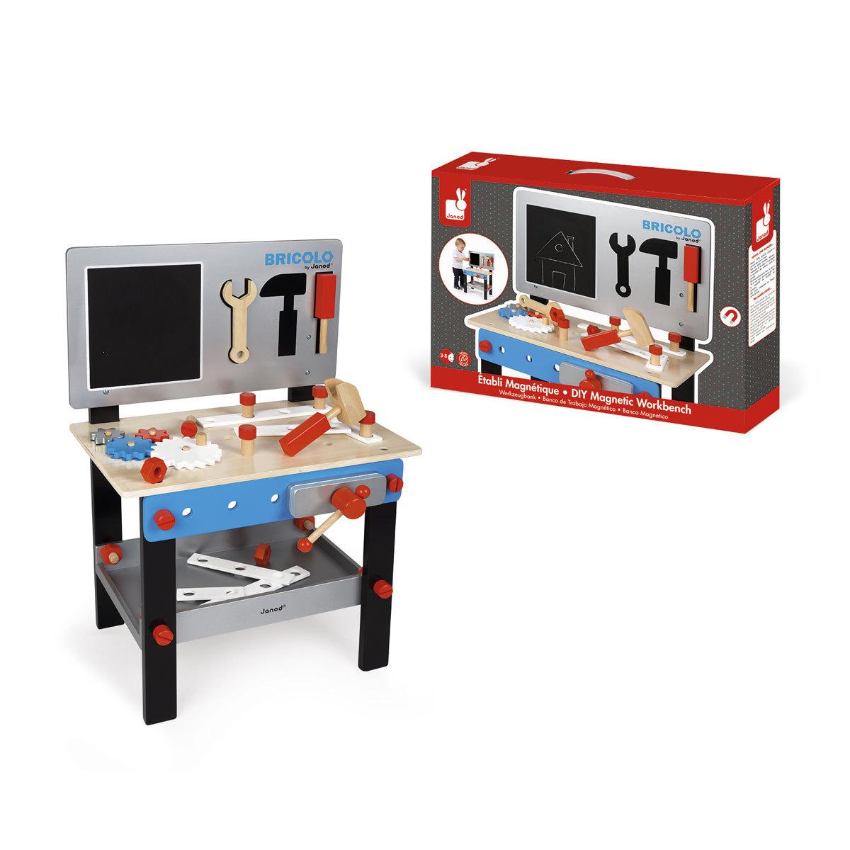 Mes premiers jouets Etabli Magnétique Etabli Magnétique