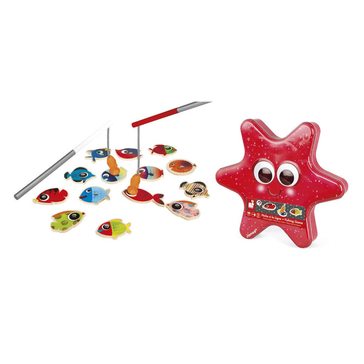 Mes premiers jouets Pêche à la Ligne - Etoile de Mer Pêche à la Ligne - Etoile de Mer