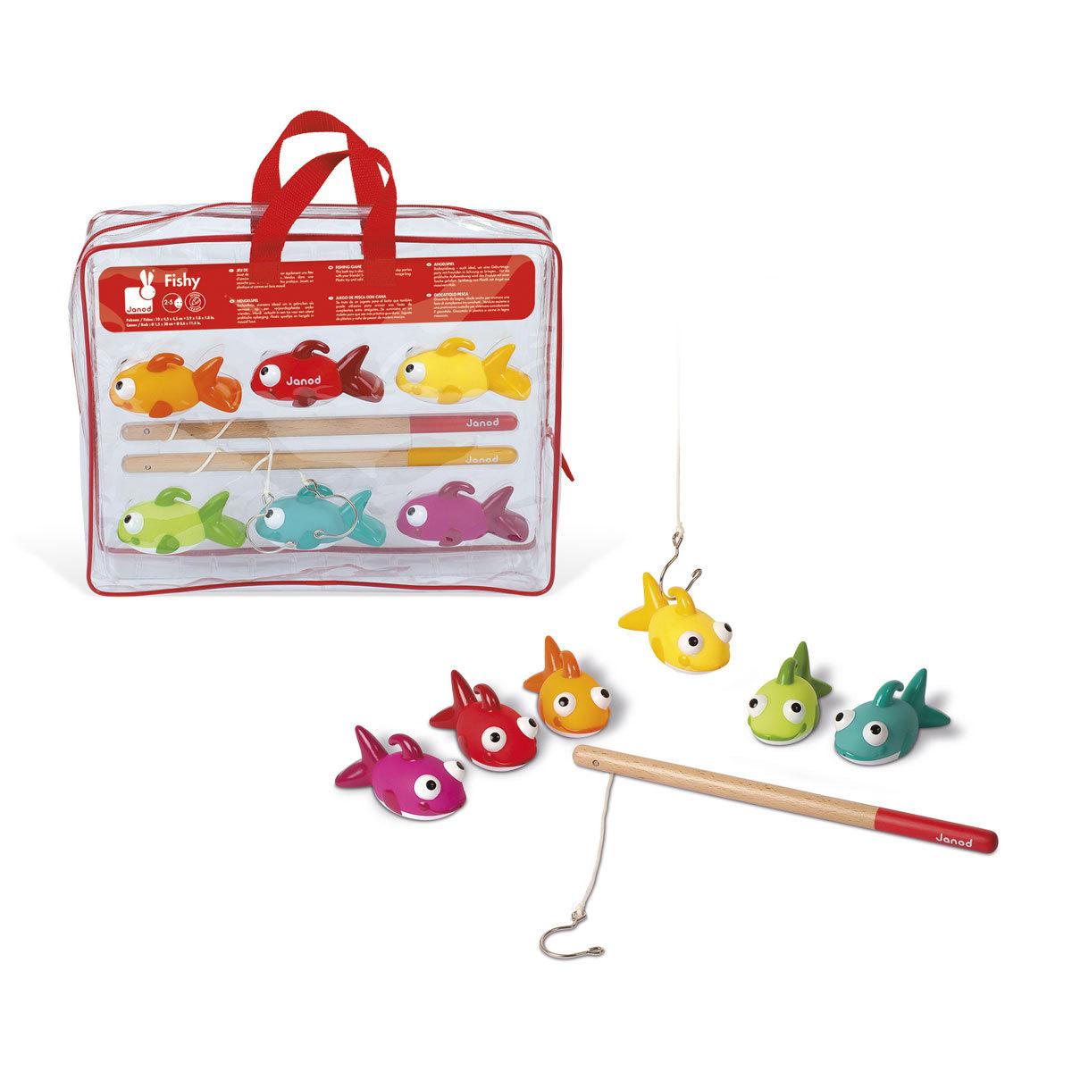 Mes premiers jouets Pêche à la Ligne - Fishy Pêche à la Ligne - Fishy