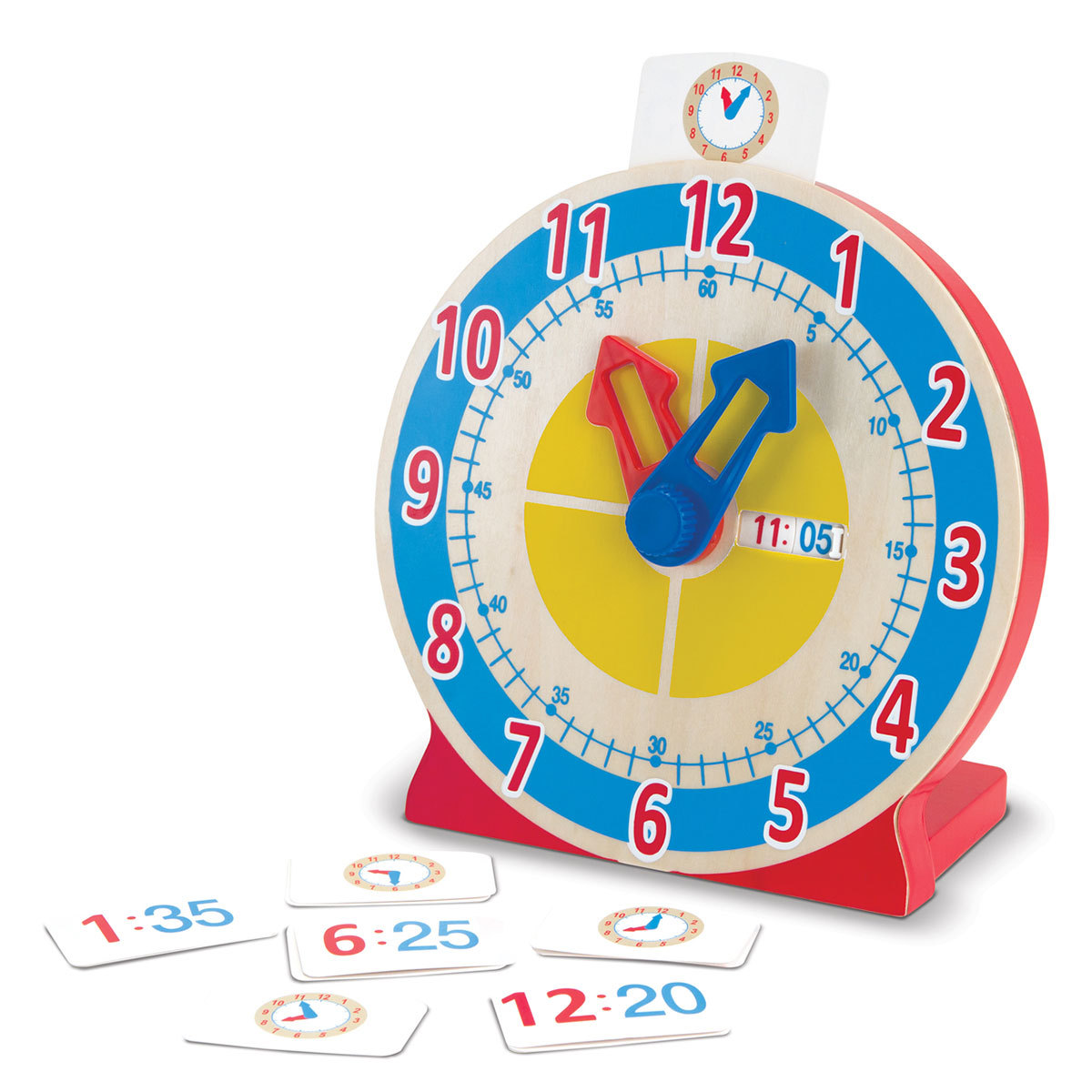 Mes premiers jouets Horloge J'apprends à lire l'heure Horloge J'apprends à lire l'heure