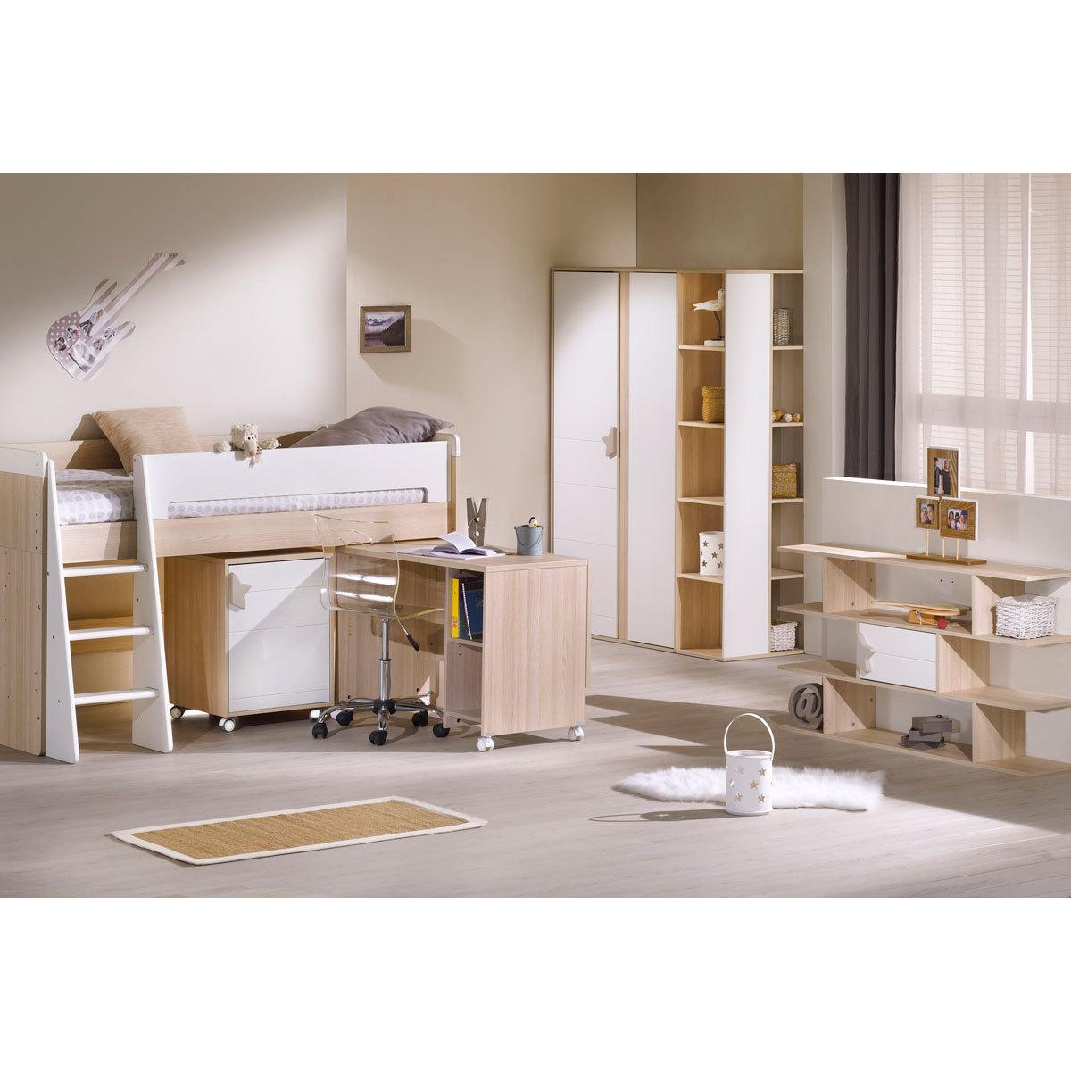 sauthon lit combin evolutif norway lit b b sauthon sur. Black Bedroom Furniture Sets. Home Design Ideas