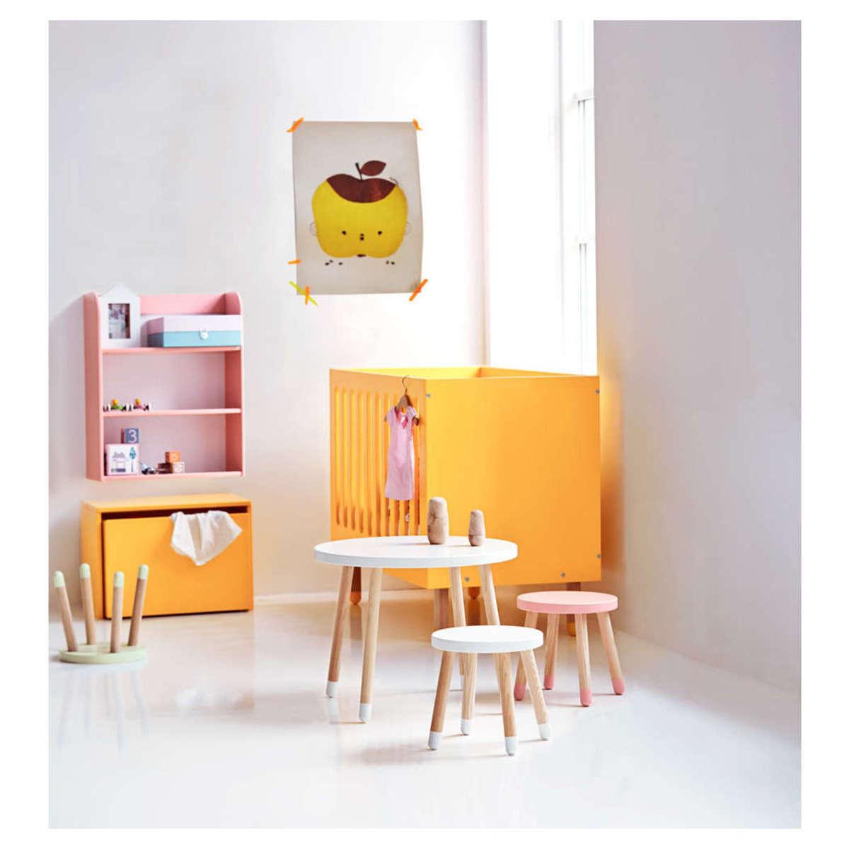 Flexa table play blanc table chaise flexa sur l - L armoire de bebe ...