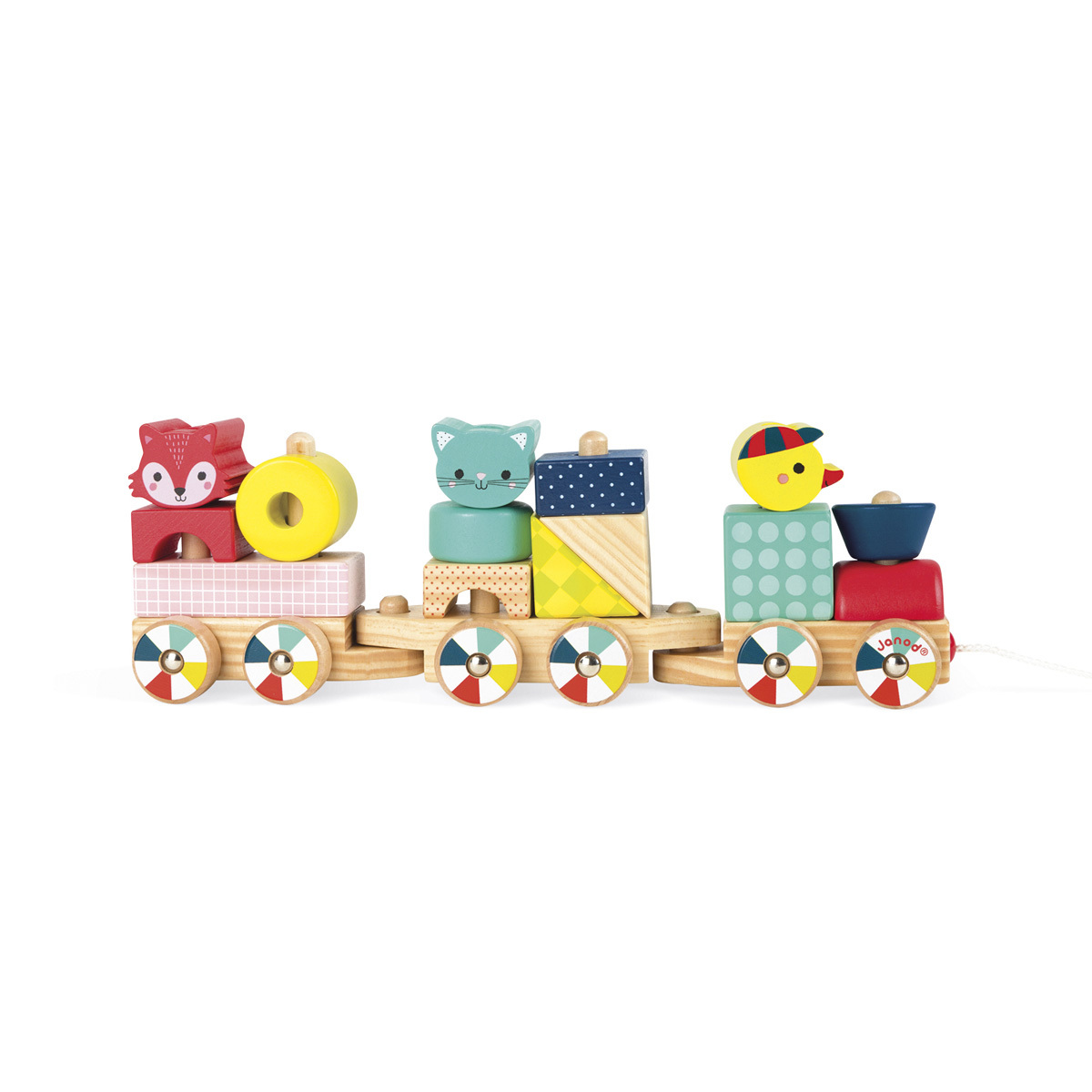 Mes premiers jouets Train Baby Forest Train Baby Forest