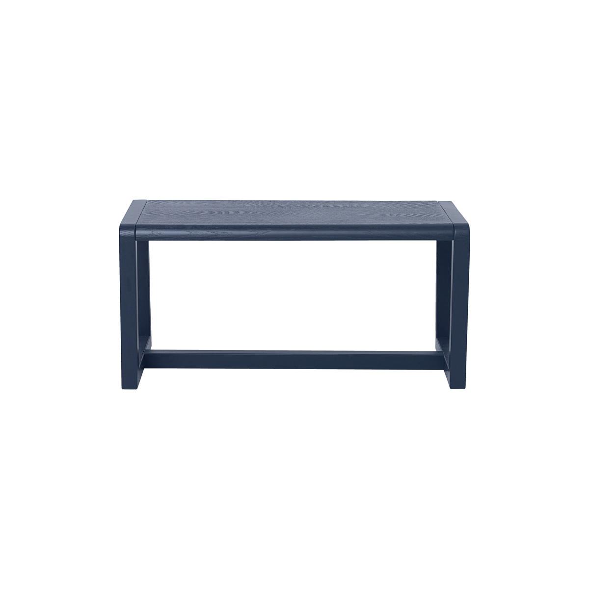 """Table & Chaise Banc """"Little Architect"""" - Bleu"""