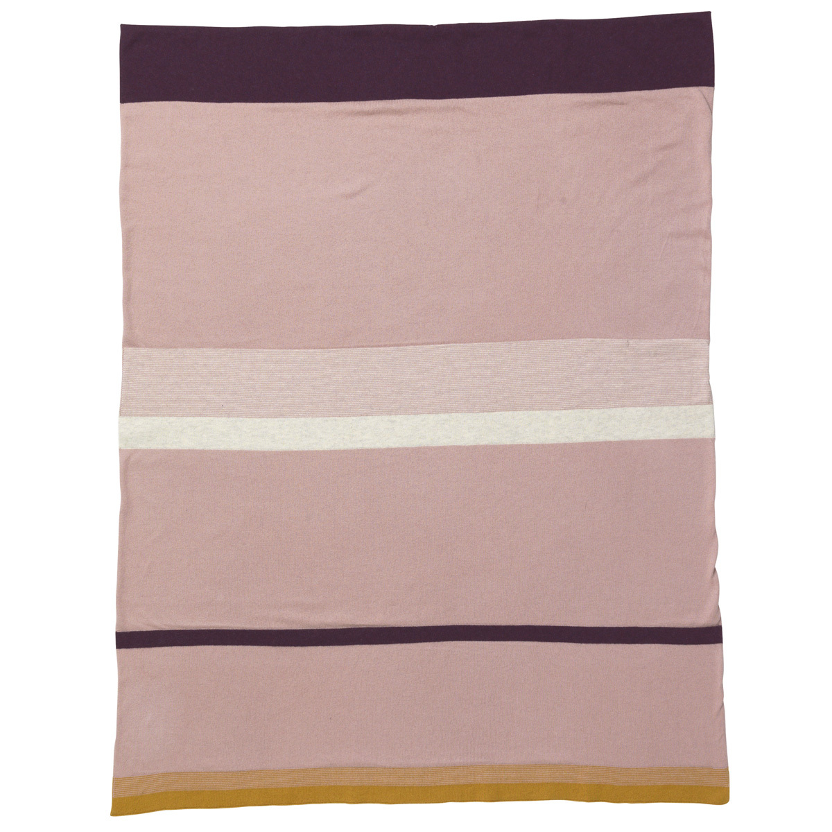 Ferm Living Couverture Little Strity Rose Linge De Lit Ferm