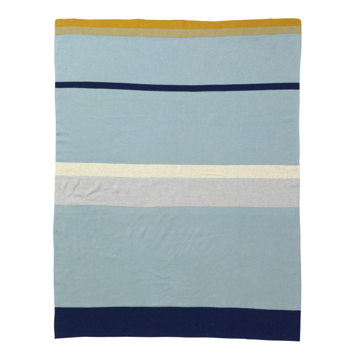 Linge de lit Couverture Little Strity - Bleu Couverture Little Strity - Bleu