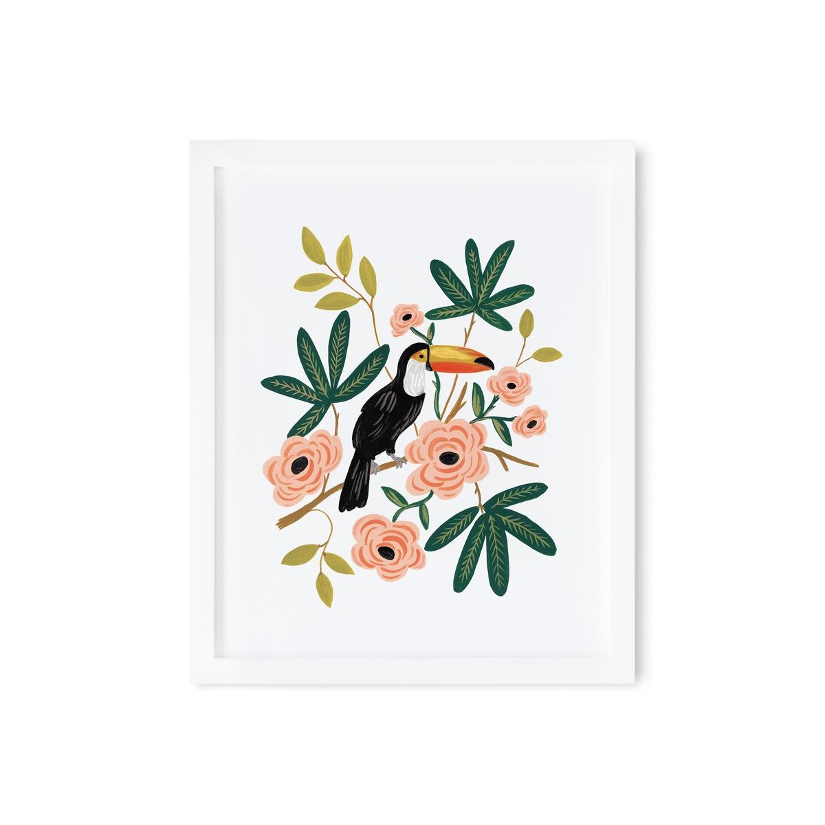 """Affiche & poster Affiches """"Toucan"""" - 40.6 x 50.8 cm Affiches """"Toucan"""" - 40.6 x 50.8 cm"""