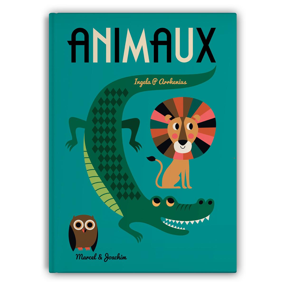 Livre & Carte Livre Géant Animaux Livre Géant Animaux