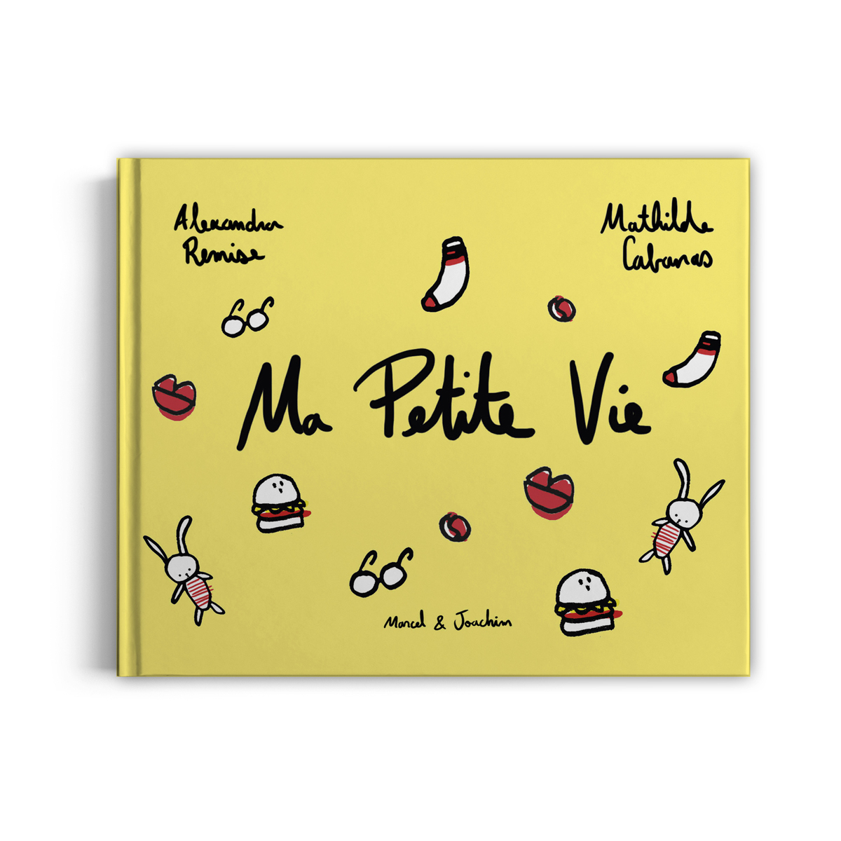 Livre & Carte Ma Petite Vie Ma Petite Vie