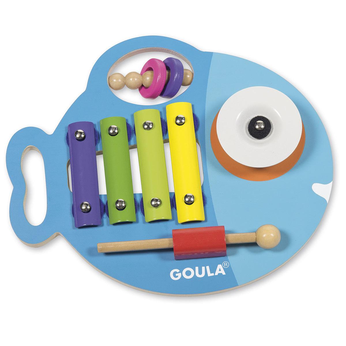 Mes premiers jouets Glupy Musical 3 en 1 Glupy Musical 3 en 1