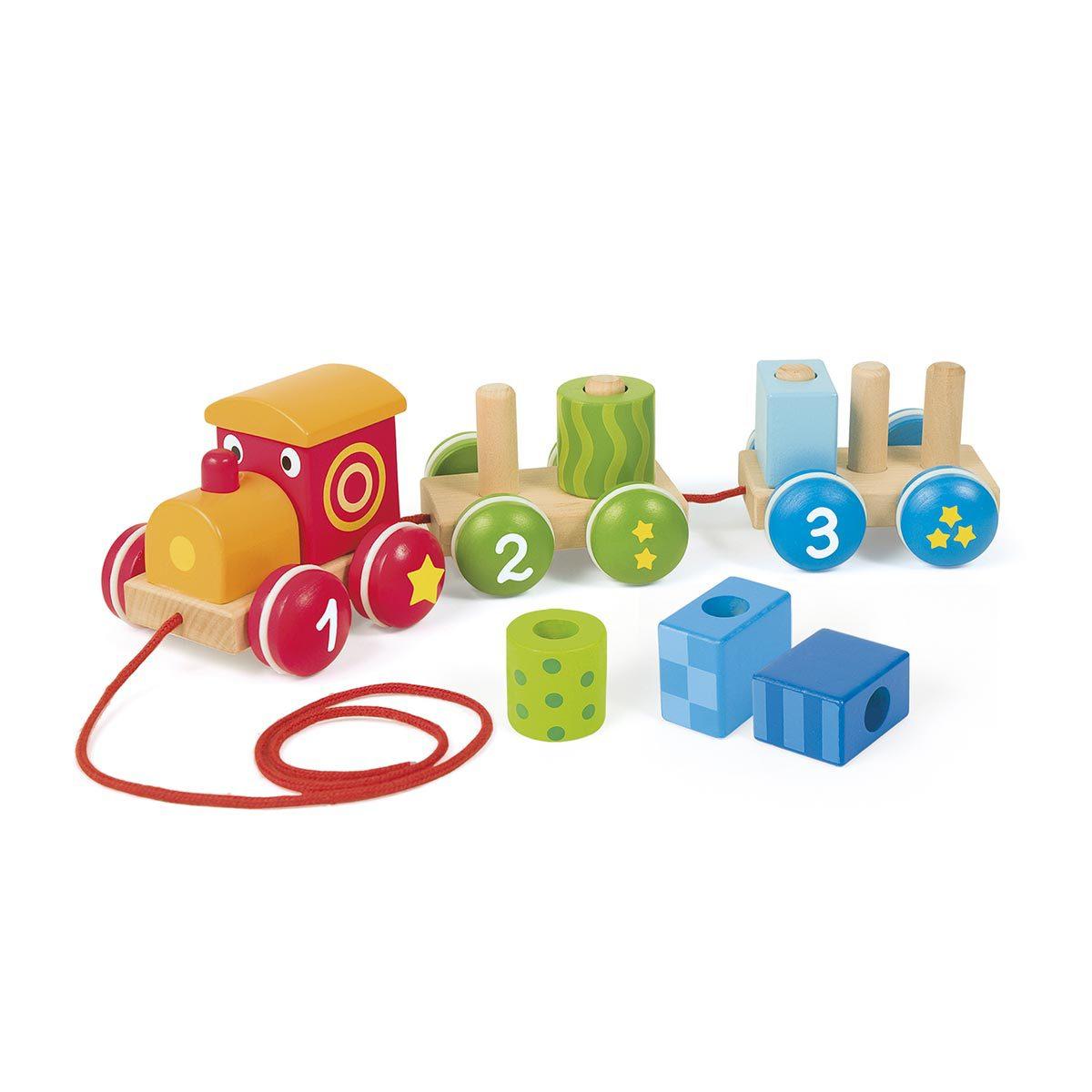 Mes premiers jouets Train 1,2,3 Train 1,2,3