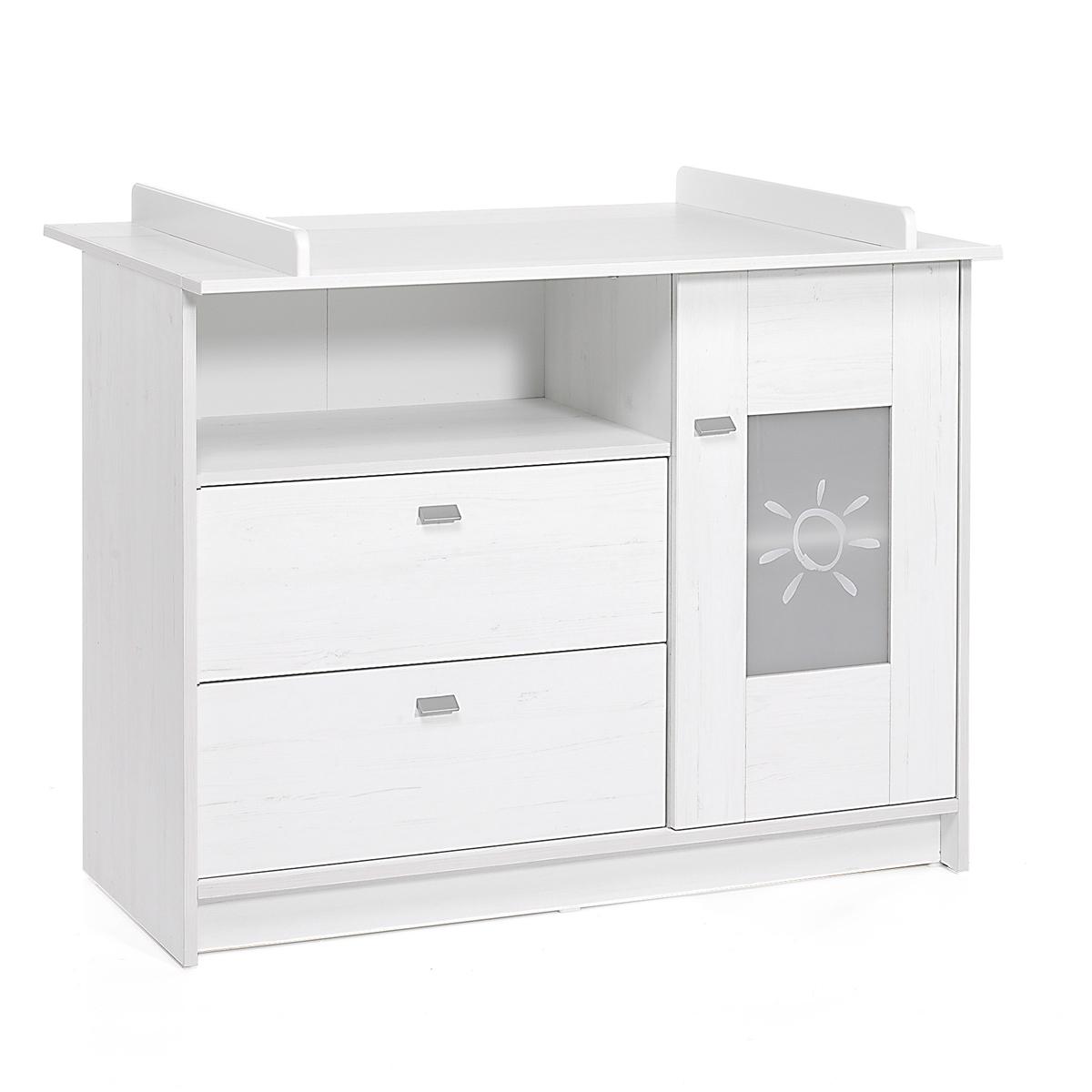 commode avec plan langer collection sol 1188wk achat vente commode sur. Black Bedroom Furniture Sets. Home Design Ideas