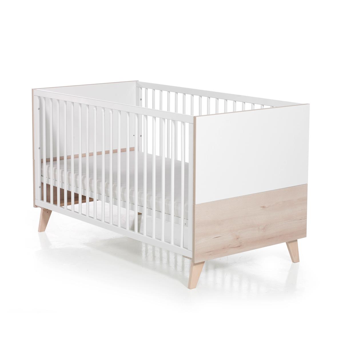 Geuther lit 70 x 140 cm collection mette lit b b - L armoire de bebe ...
