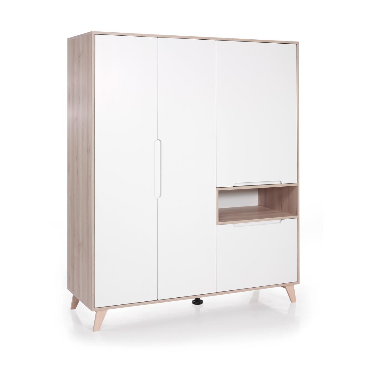 Geuther armoire 3 portes collection mette armoire - L armoire de bebe ...