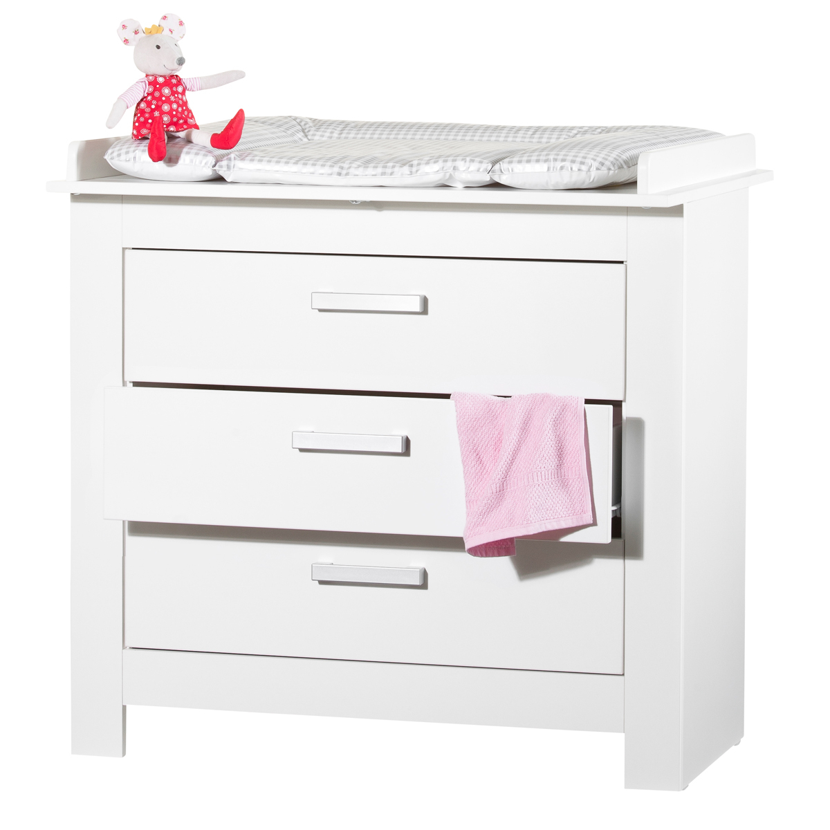 Geuther commode avec plan langer collection marlene - Plan a langer a fixer sur commode ...
