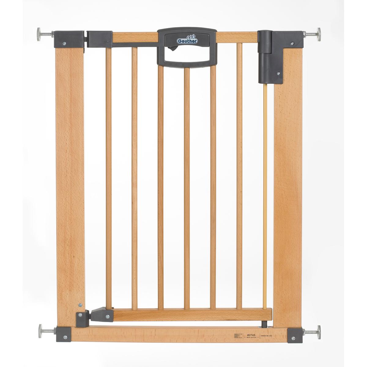 geuther barri re easy lock sans percer 68 5 78 5 cm. Black Bedroom Furniture Sets. Home Design Ideas